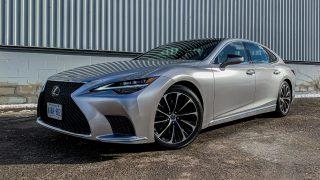 Review 2021 Lexus LS 500 Executive
