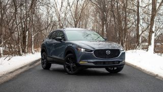 First Drive 2021 Mazda CX-30 Turbo