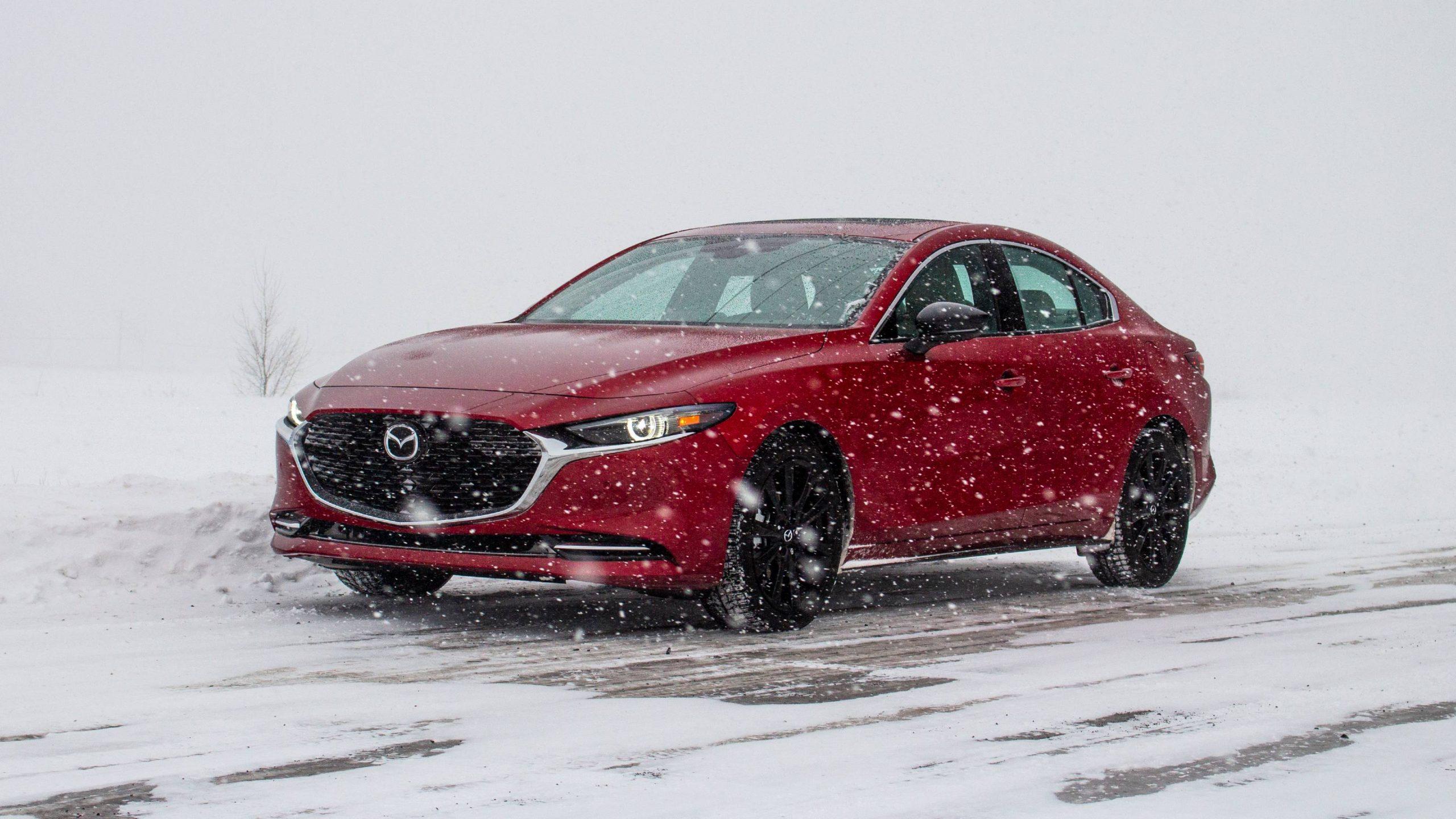 Mazda AWD