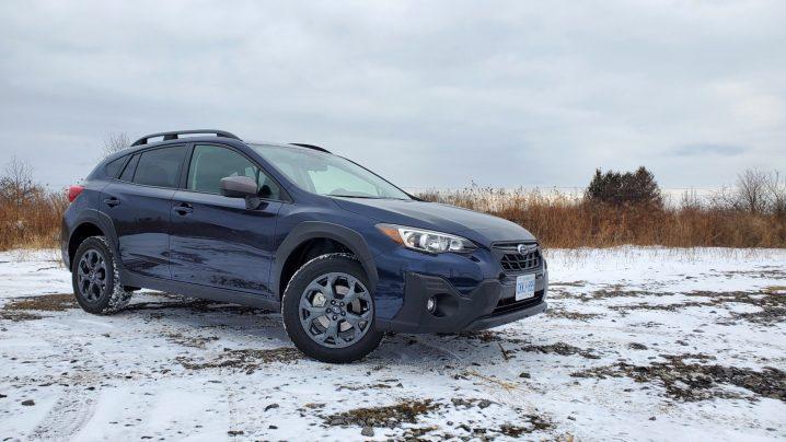 Review 2021 Subaru Crosstrek