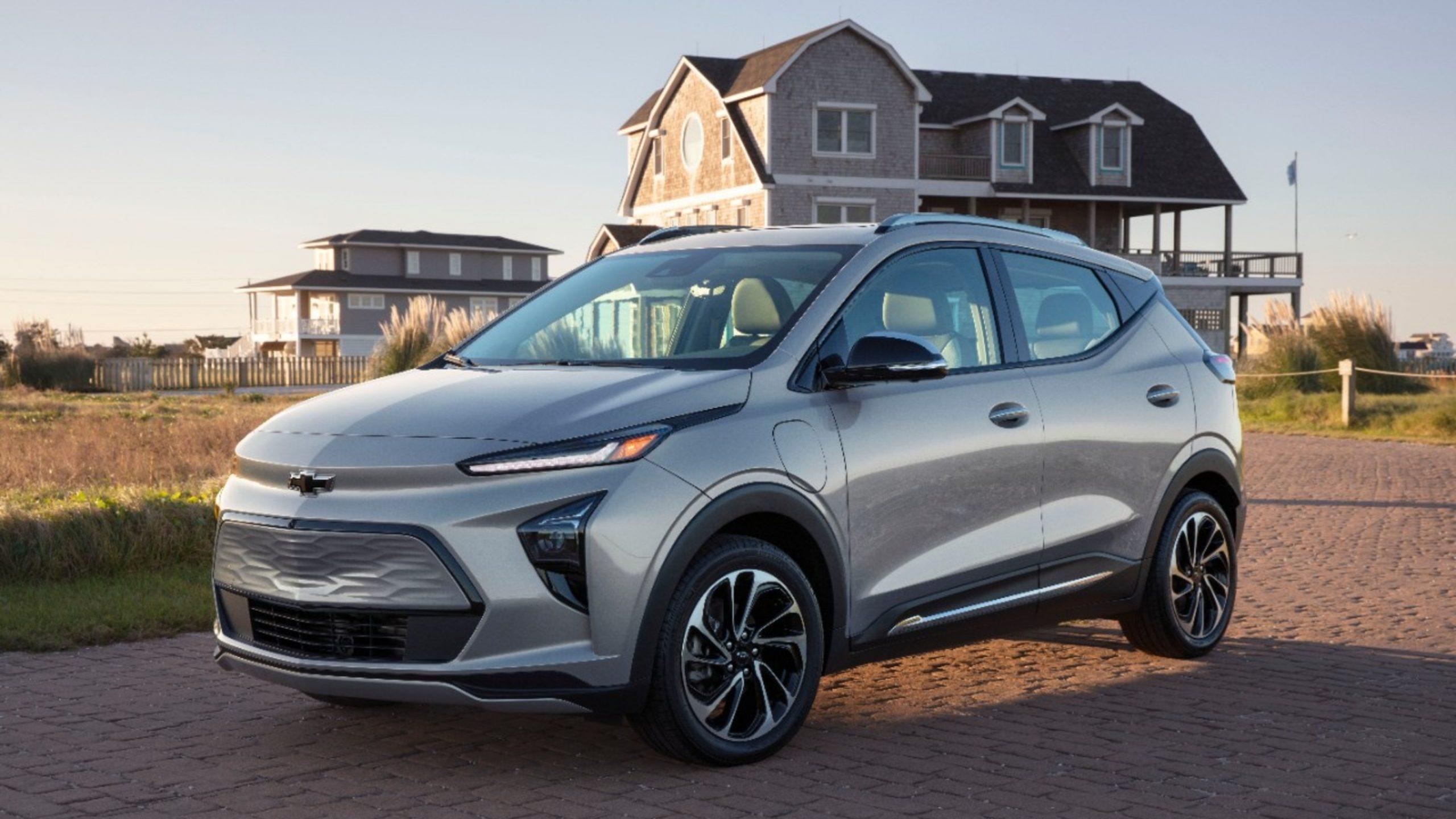 2022 Chevrolet Bolt