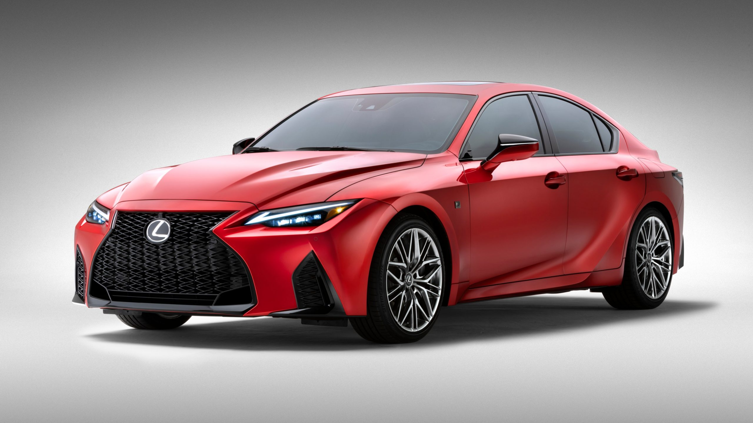 First Look 2022 Lexus IS 500