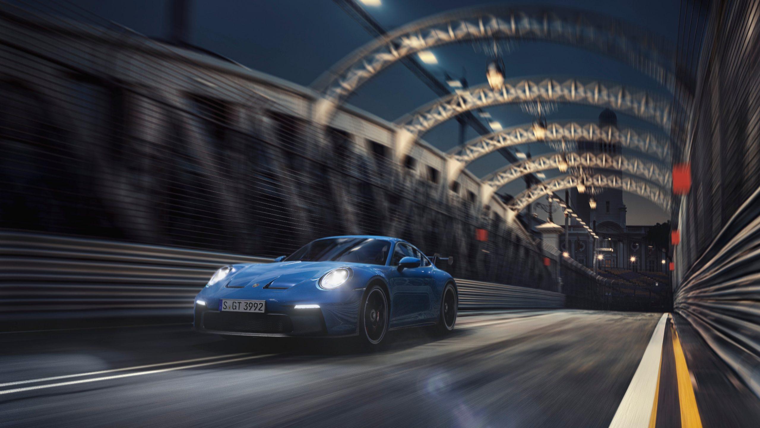 2022 911 GT3