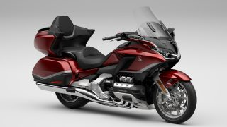 First Look: 2021 Honda Gold Wing