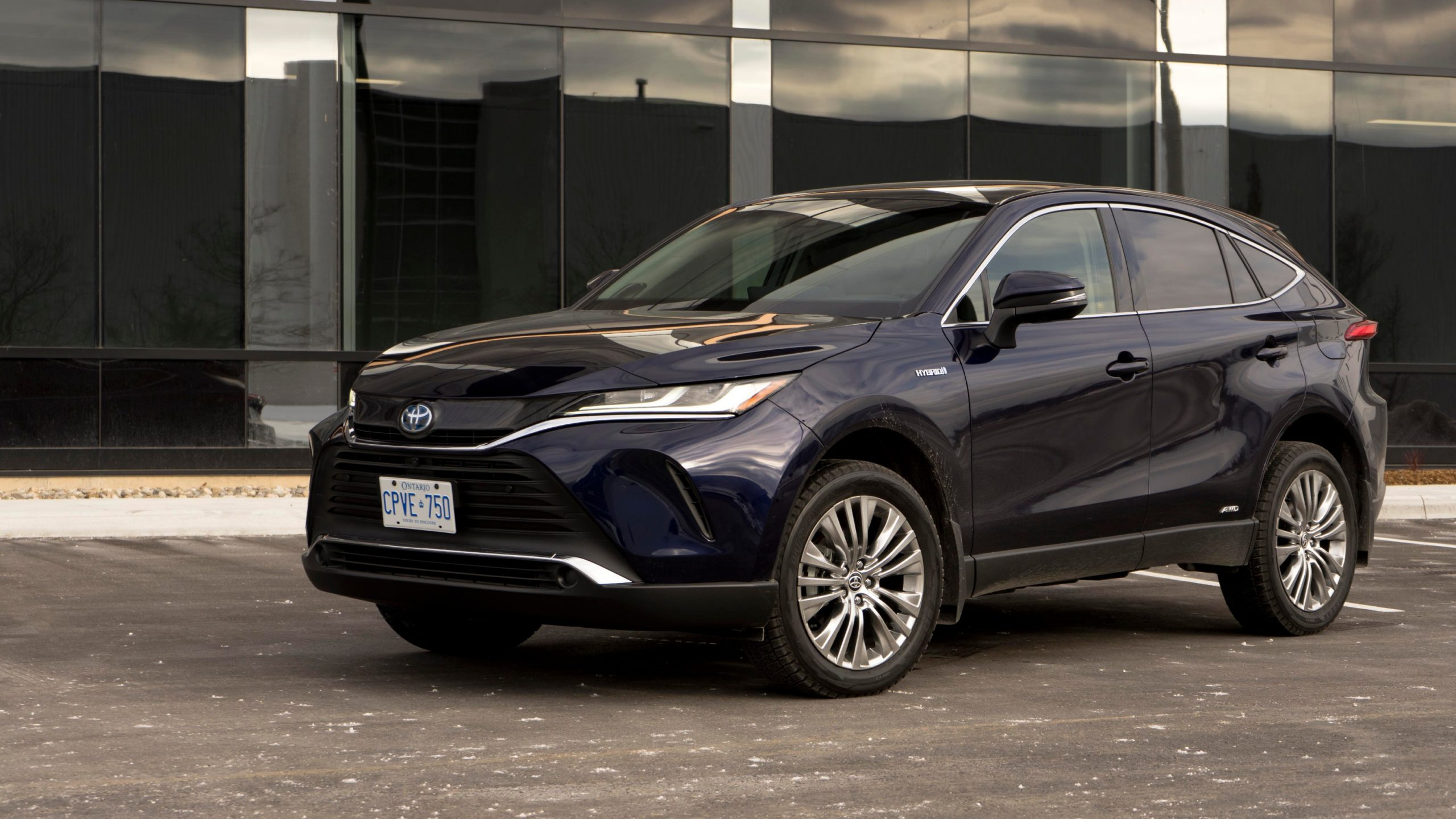Review 2021 Toyota Venza