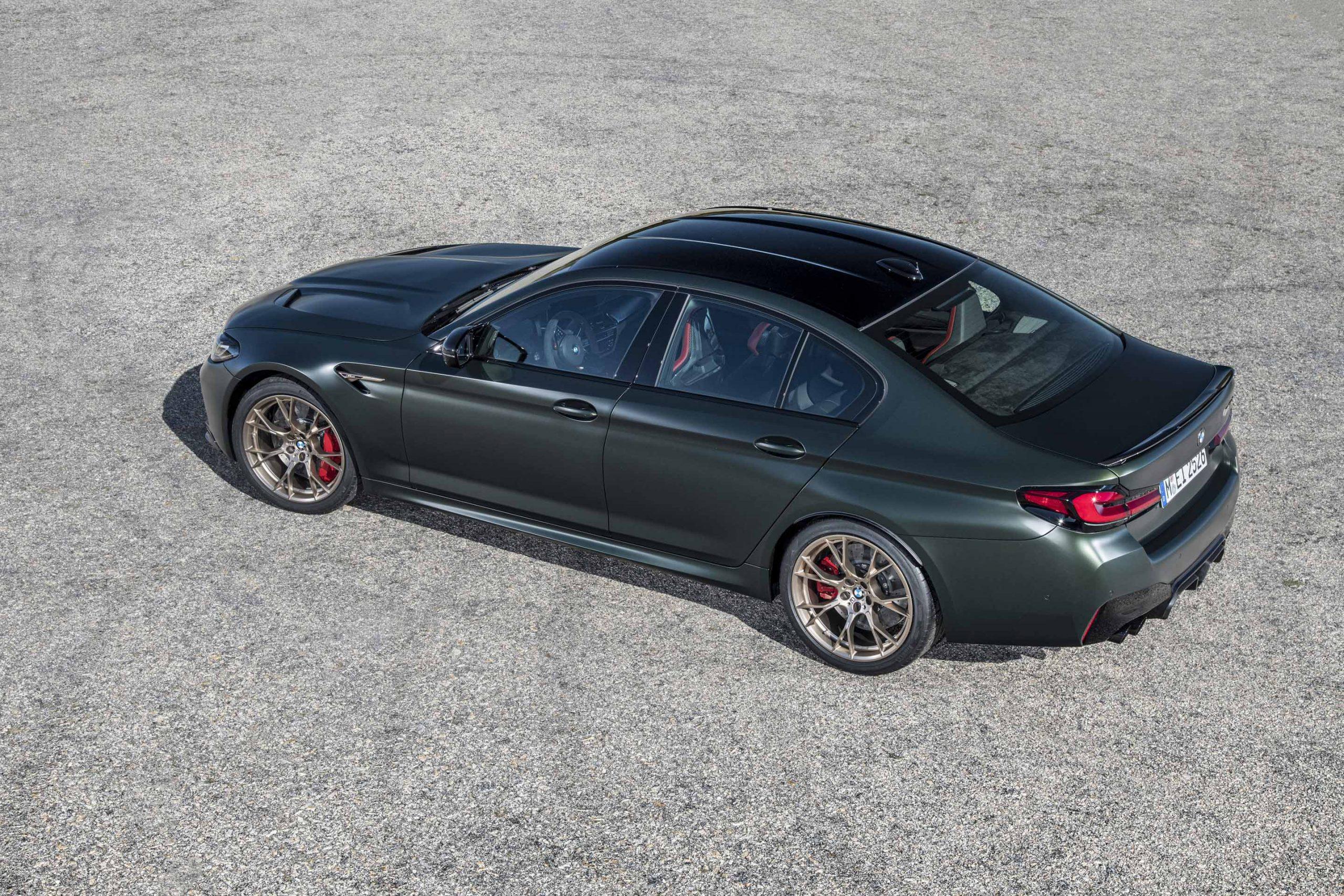 2022 BMW M5 CS
