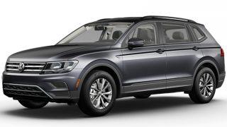 Review 2021 VW Tiguan Trendline
