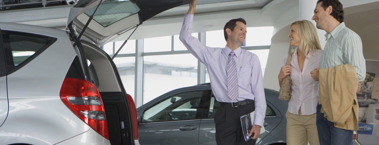 selling cars in a pandemic