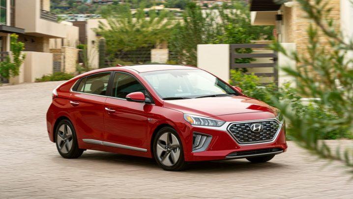 Buying Used Hyundai Ioniq