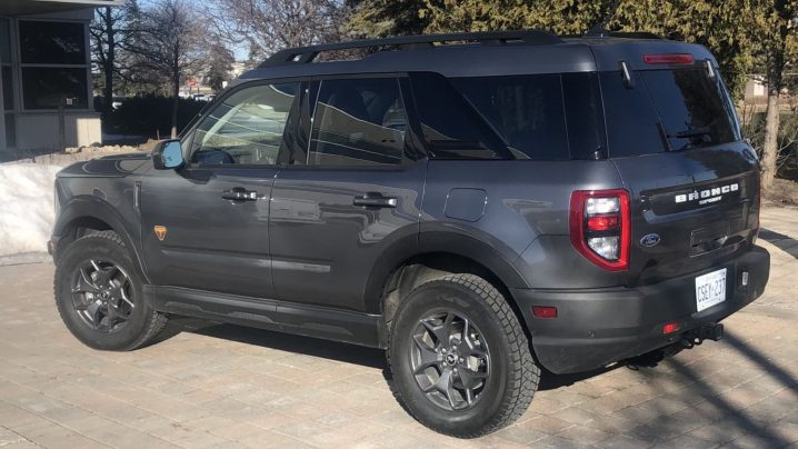 Review 2021 Ford Bronco Sport