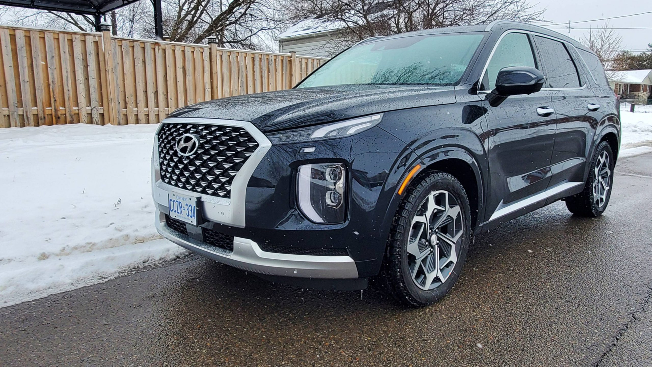 Review 2021 Hyundai Palisade