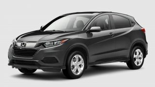 Review 2021 Honda HR-V LX