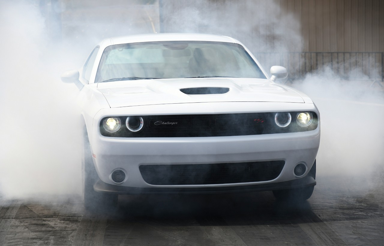 2021 muscle car