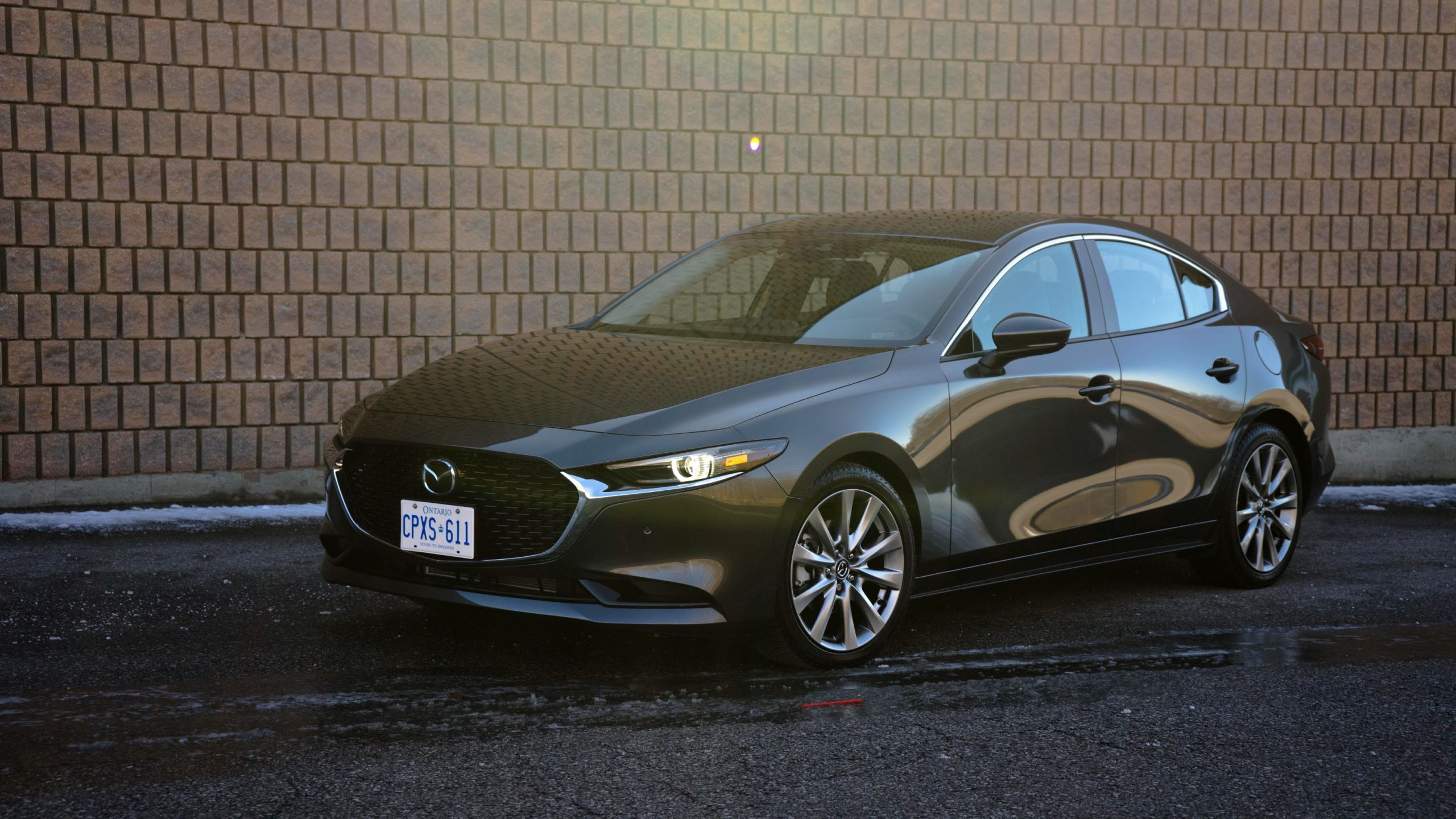 Review 2021 Mazda3 GT AWD