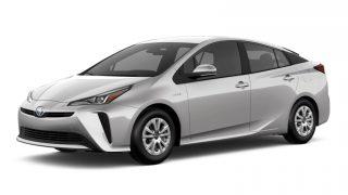 Review 2021 Toyota Prius