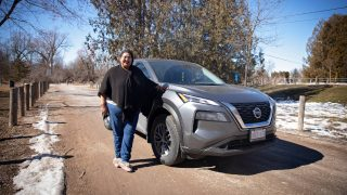 Review 2021 Nissan Rogue