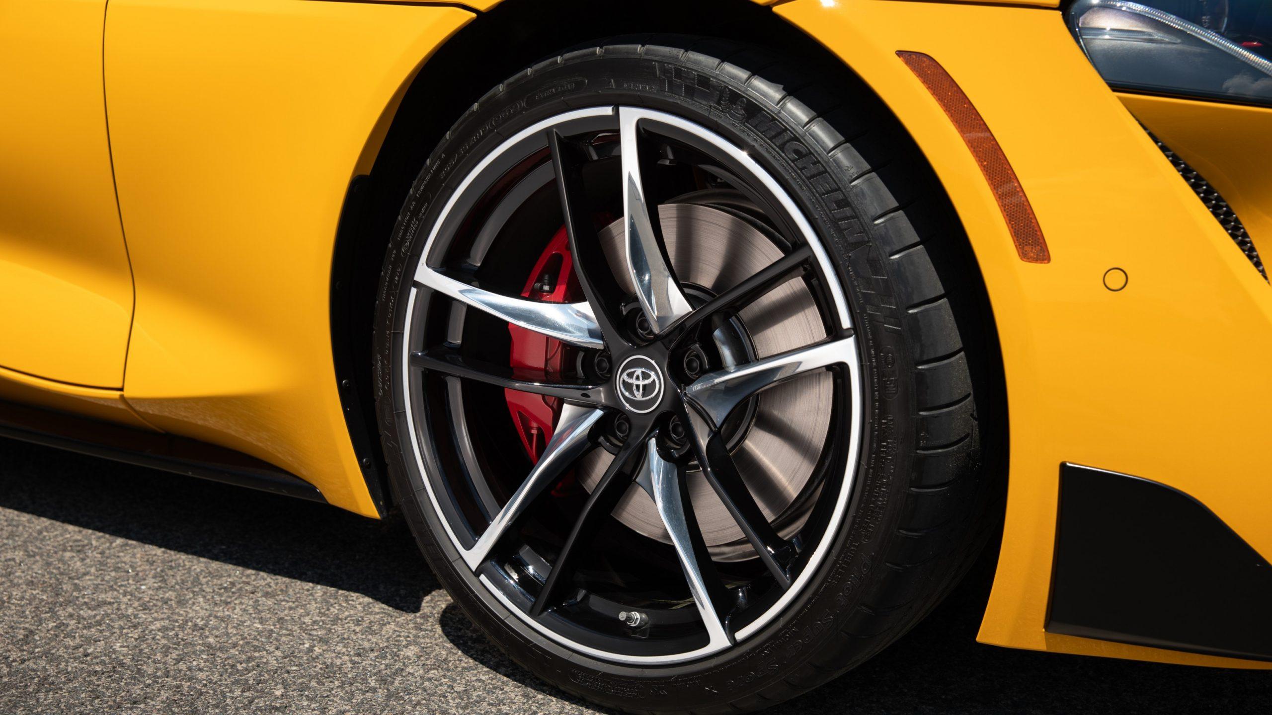 tire upgrade