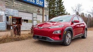 Review 2021 Hyundai Kona EV