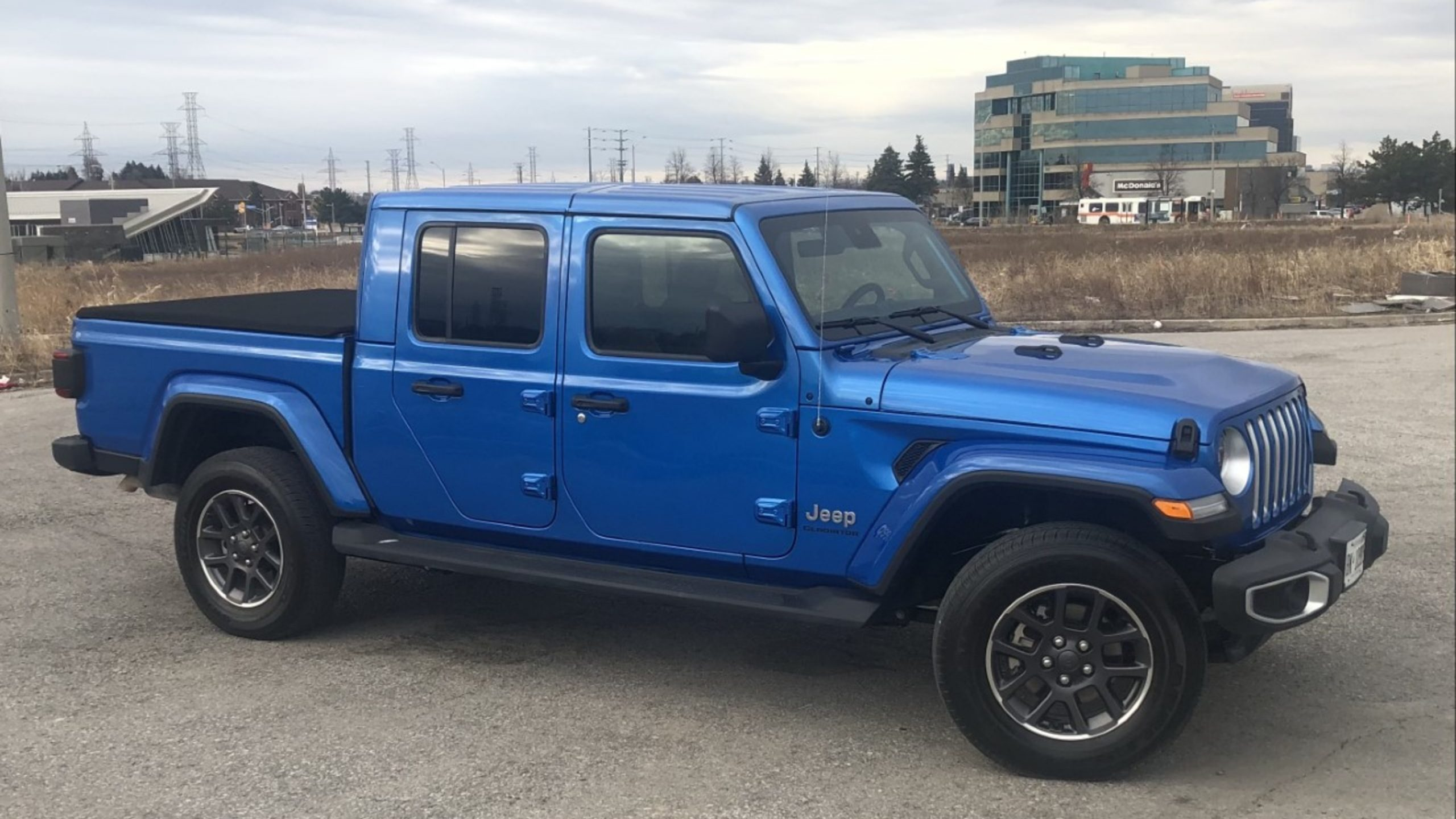 Review 2021 Jeep Gladiator Overland