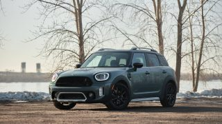 Review 2021 MINI Countryman S