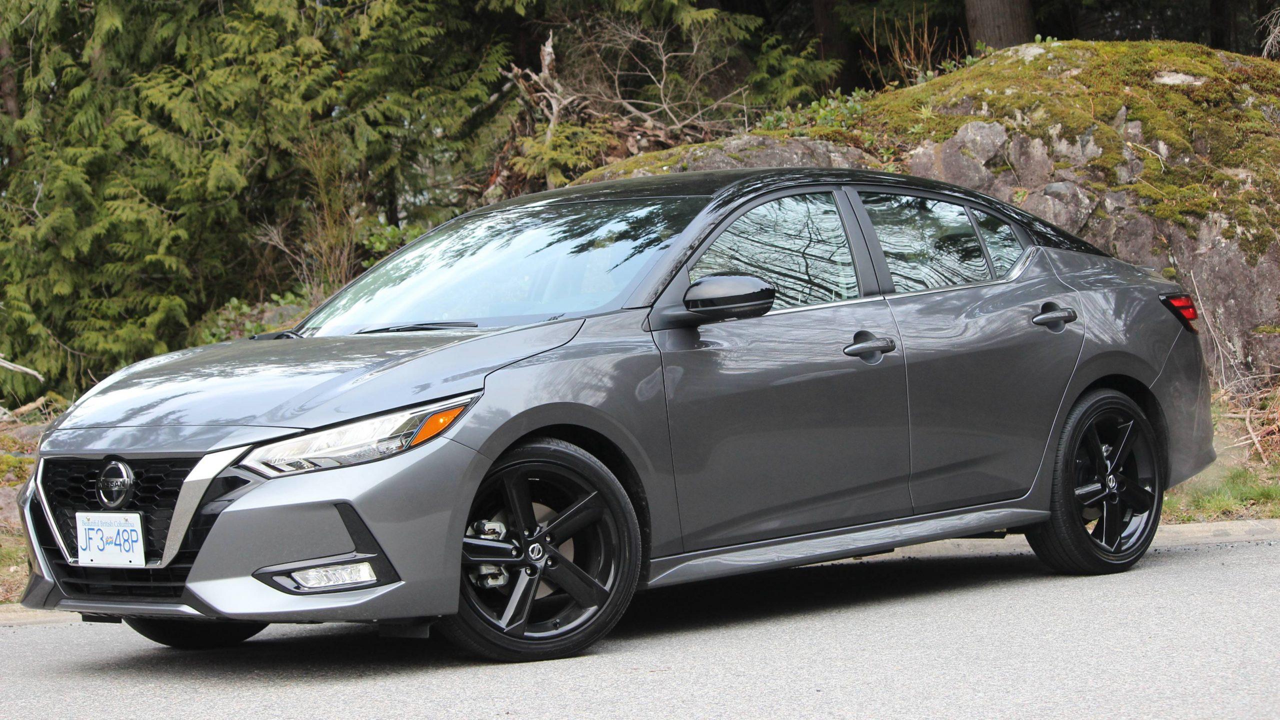 Review 2021 Nissan Sentra SR