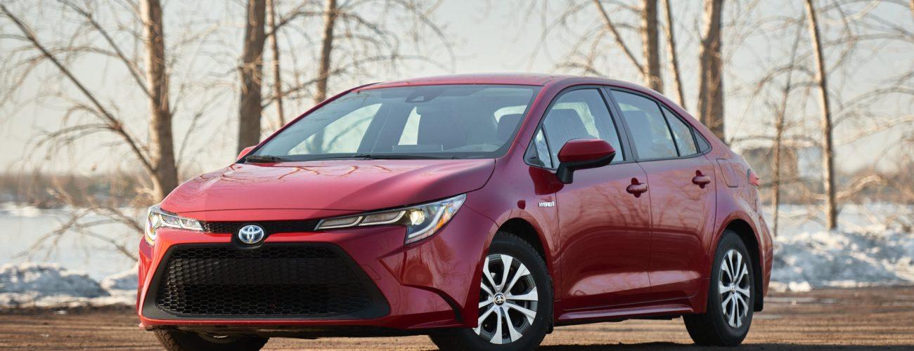 Review 2021 Toyota Corolla Hybrid
