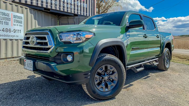 Review 2021 Toyota Tacoma