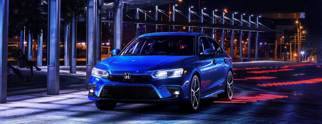 First Look 2022 Honda Civic Sedan