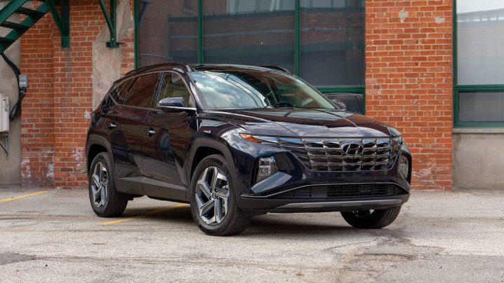 First Drive 2022 Hyundai Tucson Ultimate Hybrid