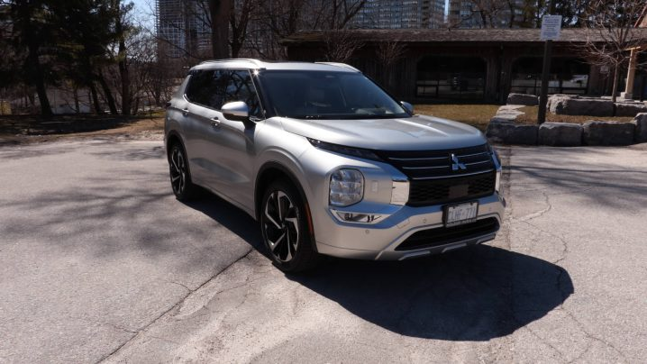 Review 2022 Mitsubishi Outlander