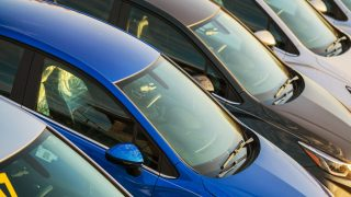 Q1 auto sales