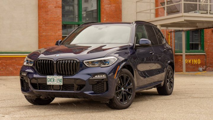 Review 2021 BMW X5 xDrive45e