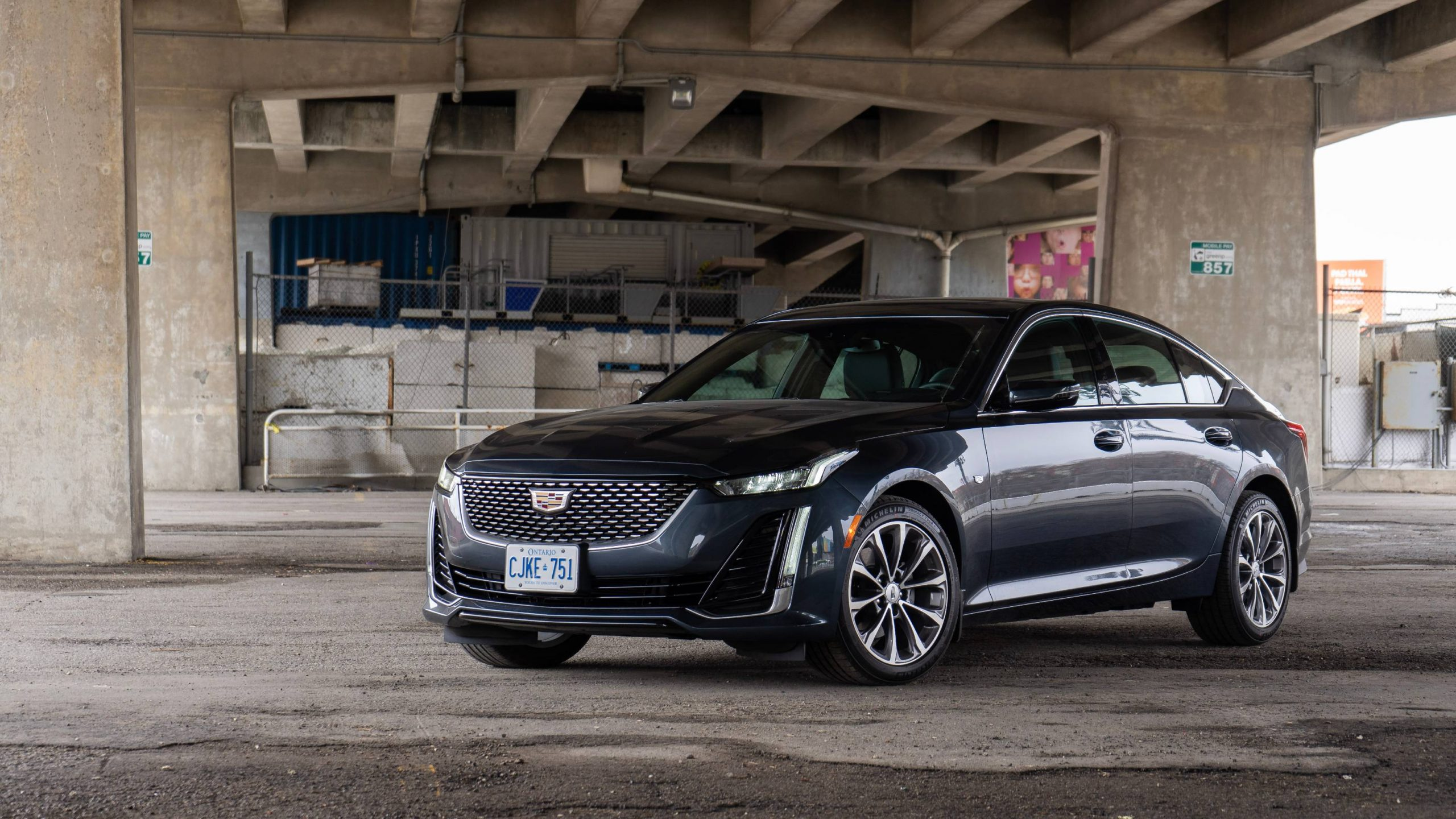 Review 2021 Cadillac CT5