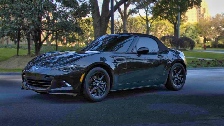 Review 2021 Mazda MX-5 GS