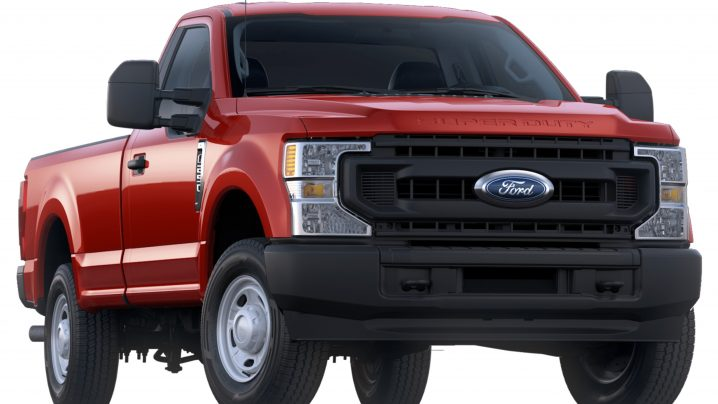 Review 2021 Ford F-250 XL