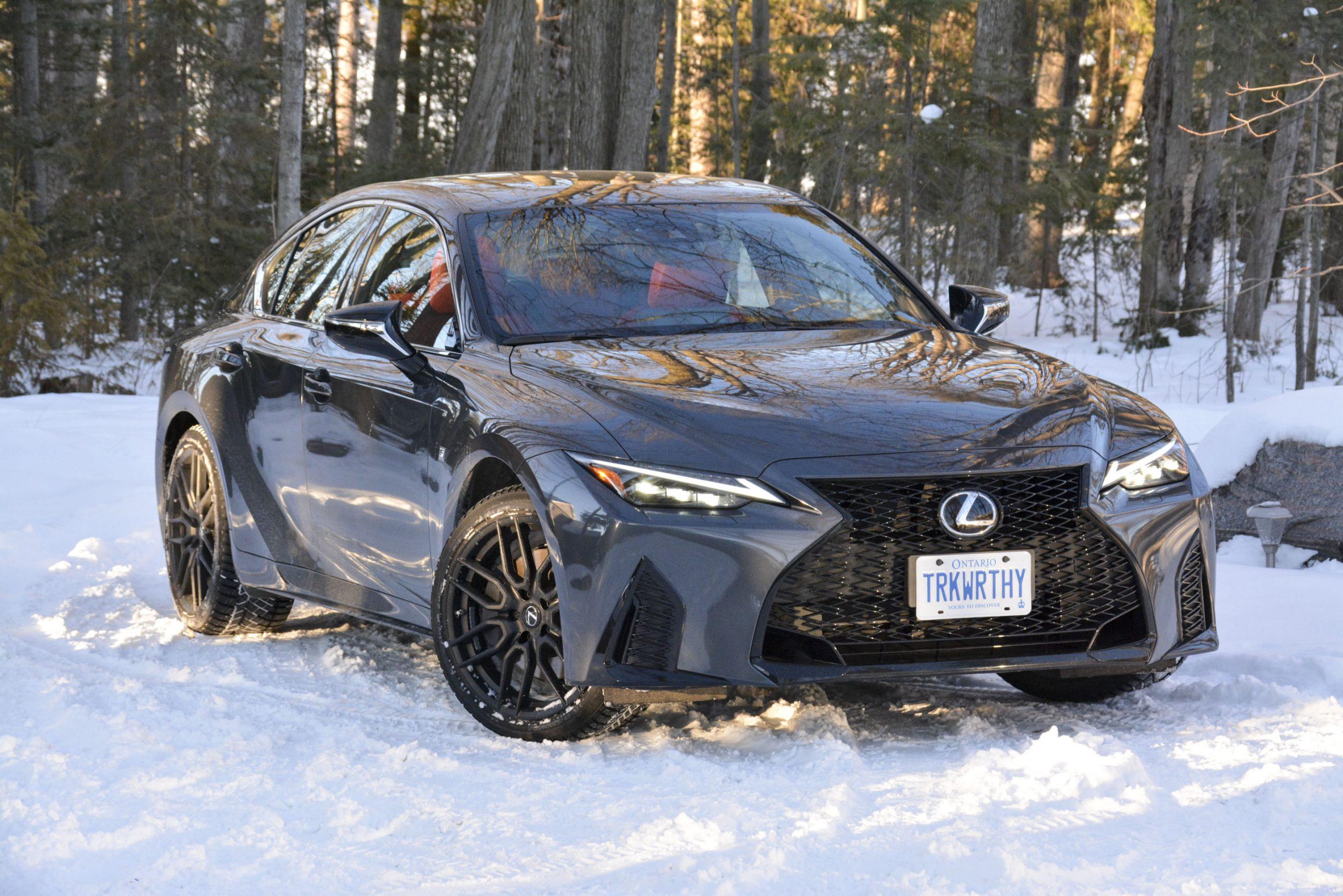 2021 Lexus IS 350