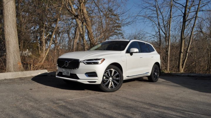 Review 2021 Volvo XC60 Recharge
