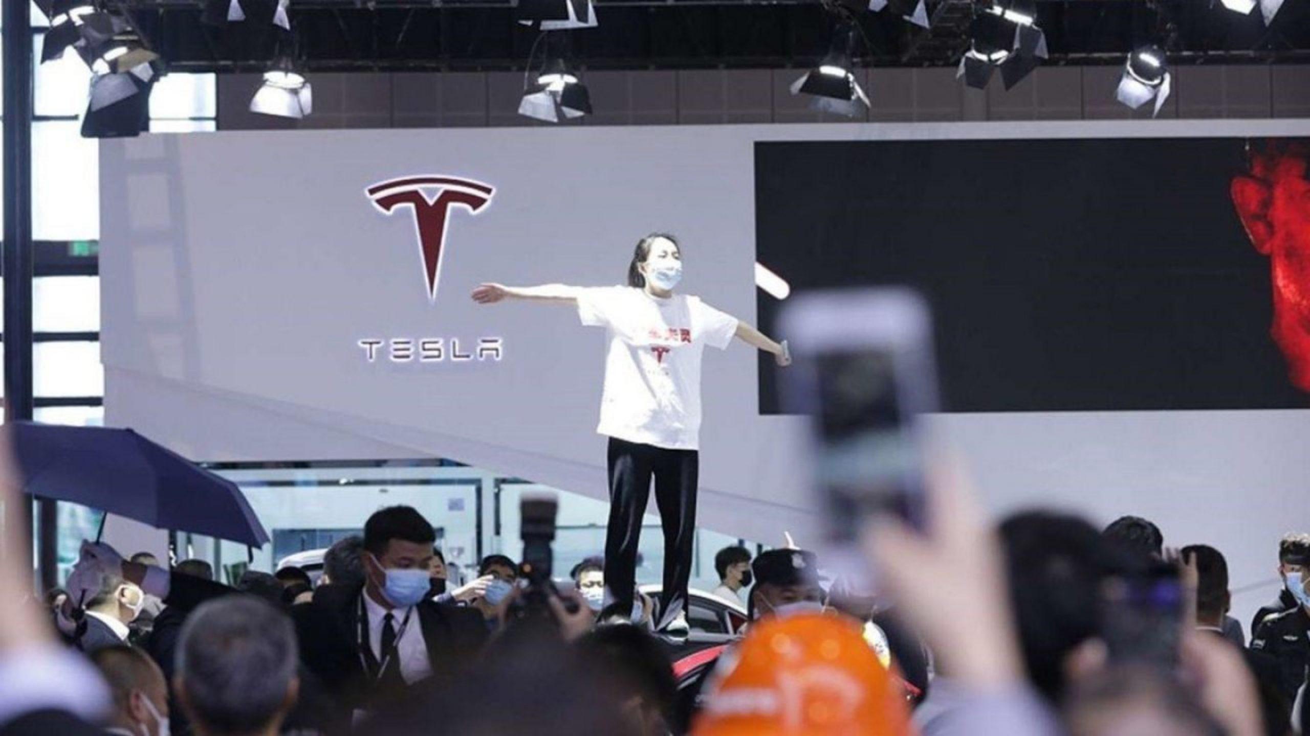 Shanghai Motor Show EV