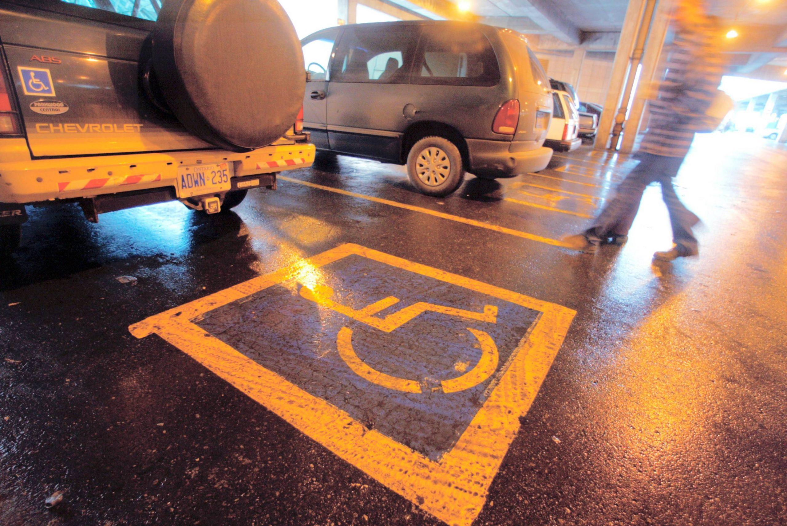 disability parking permit