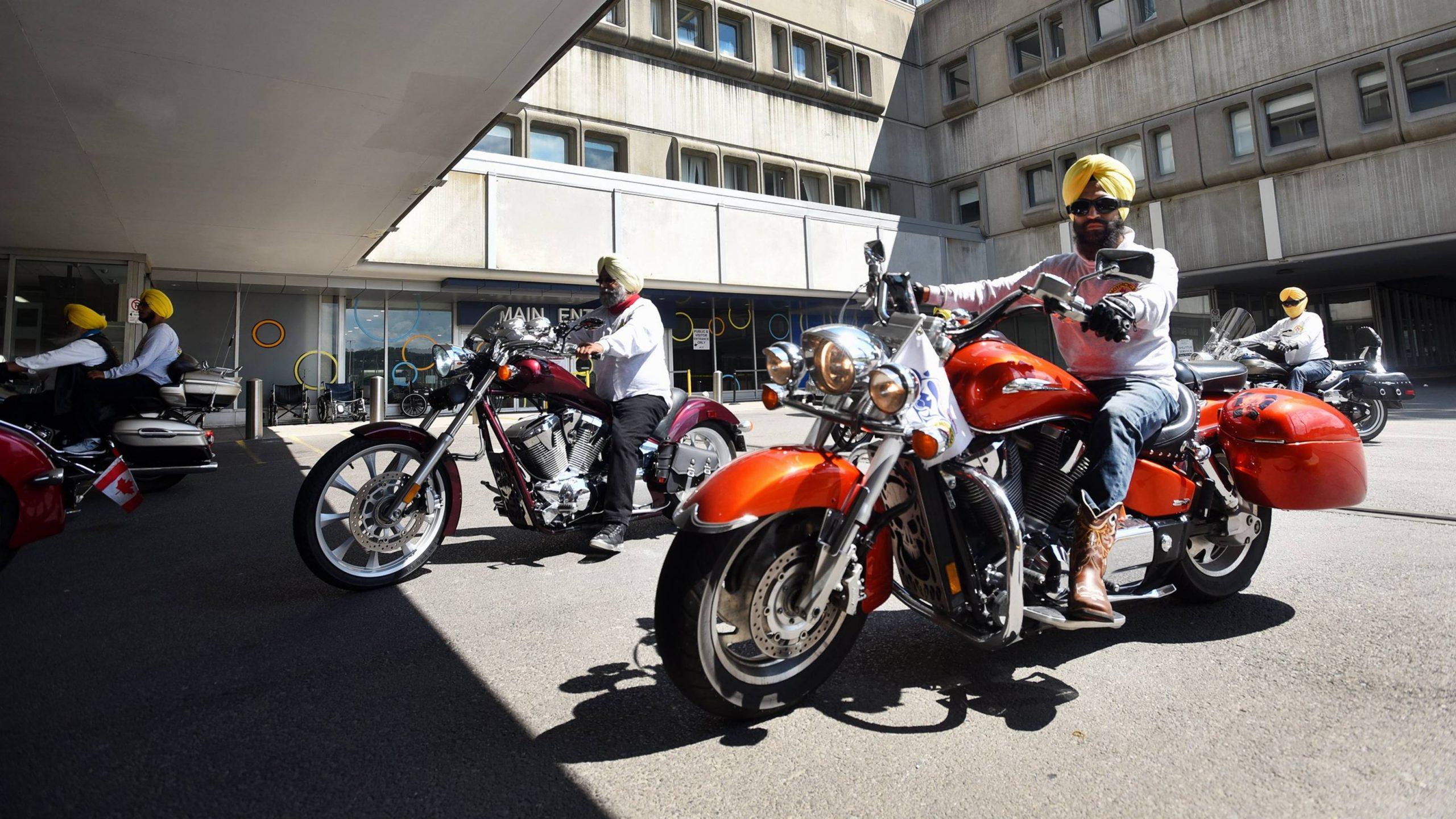 Turbans and Motorcycles