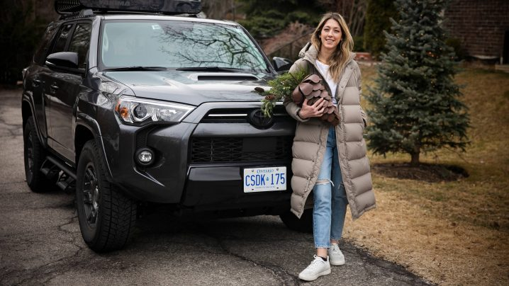Review 2021 Toyota 4Runner