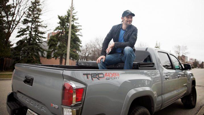 Review 2021 Toyota Tacoma TRD Sport