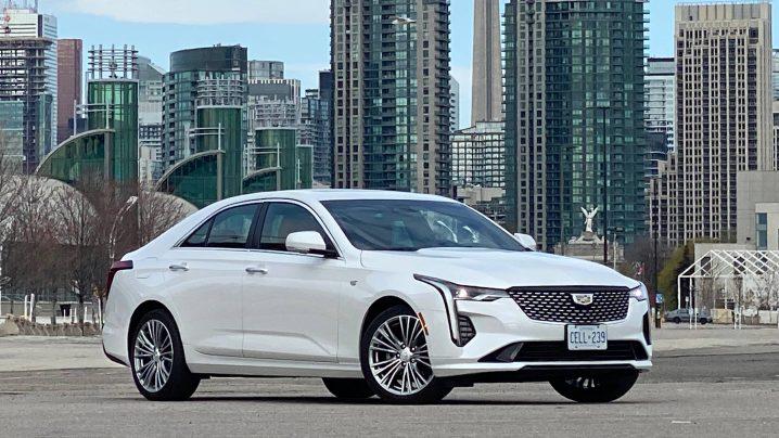 Review 2021 Cadillac CT4