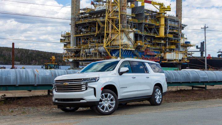 Review 2021 Chevrolet Suburban
