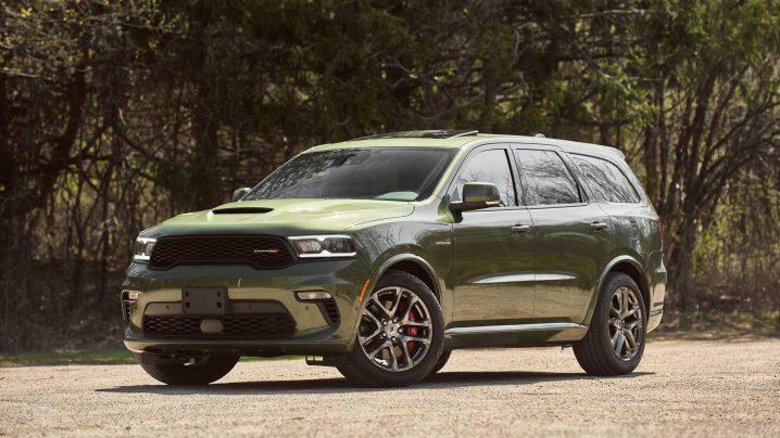 Review 2021 Dodge Durango R/T