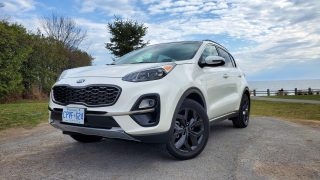 Review 2021 Kia Sportage EX