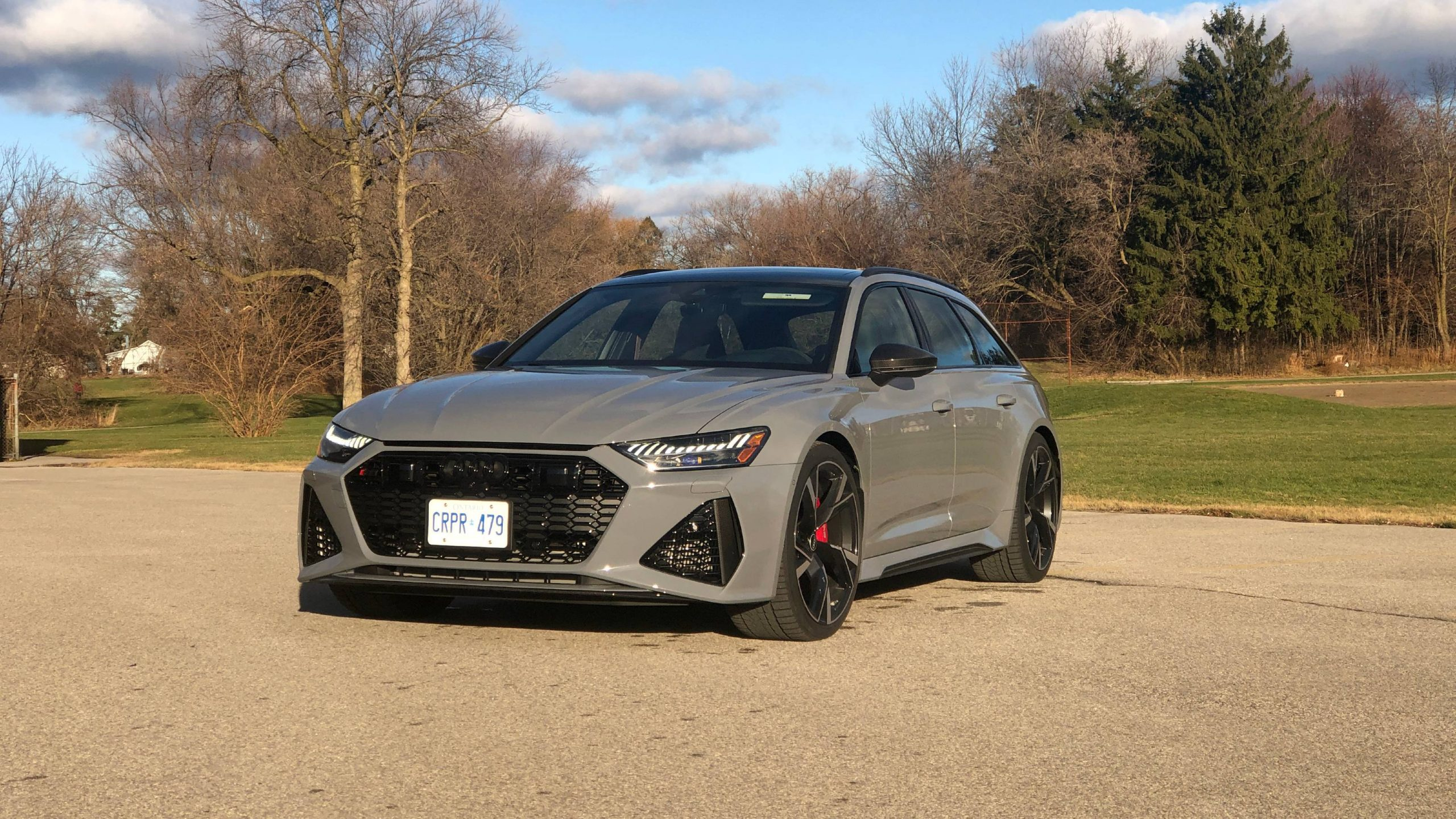 Review 2021 Audi RS 6 Avant