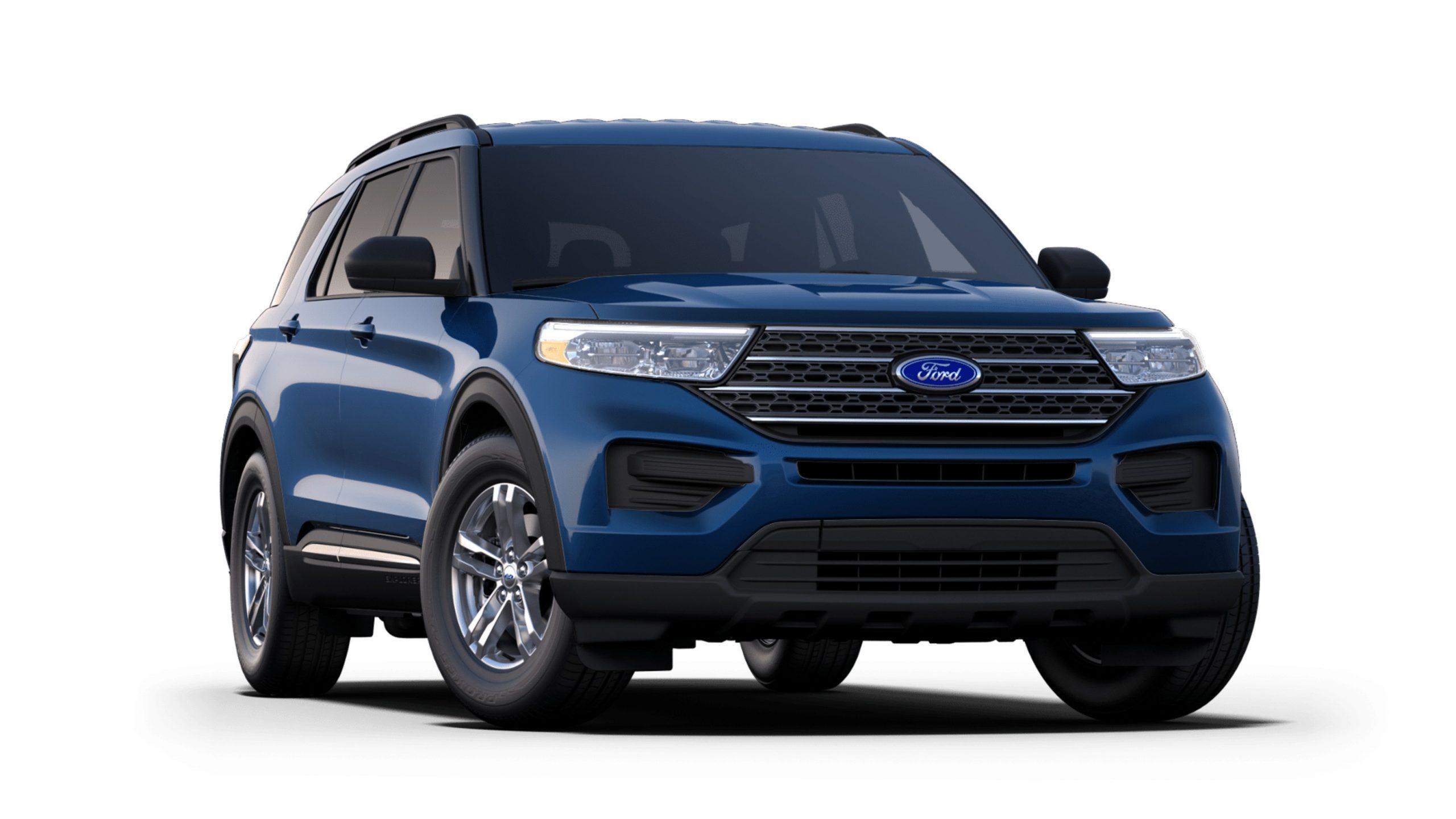 Review 2021 Ford Explorer XLT