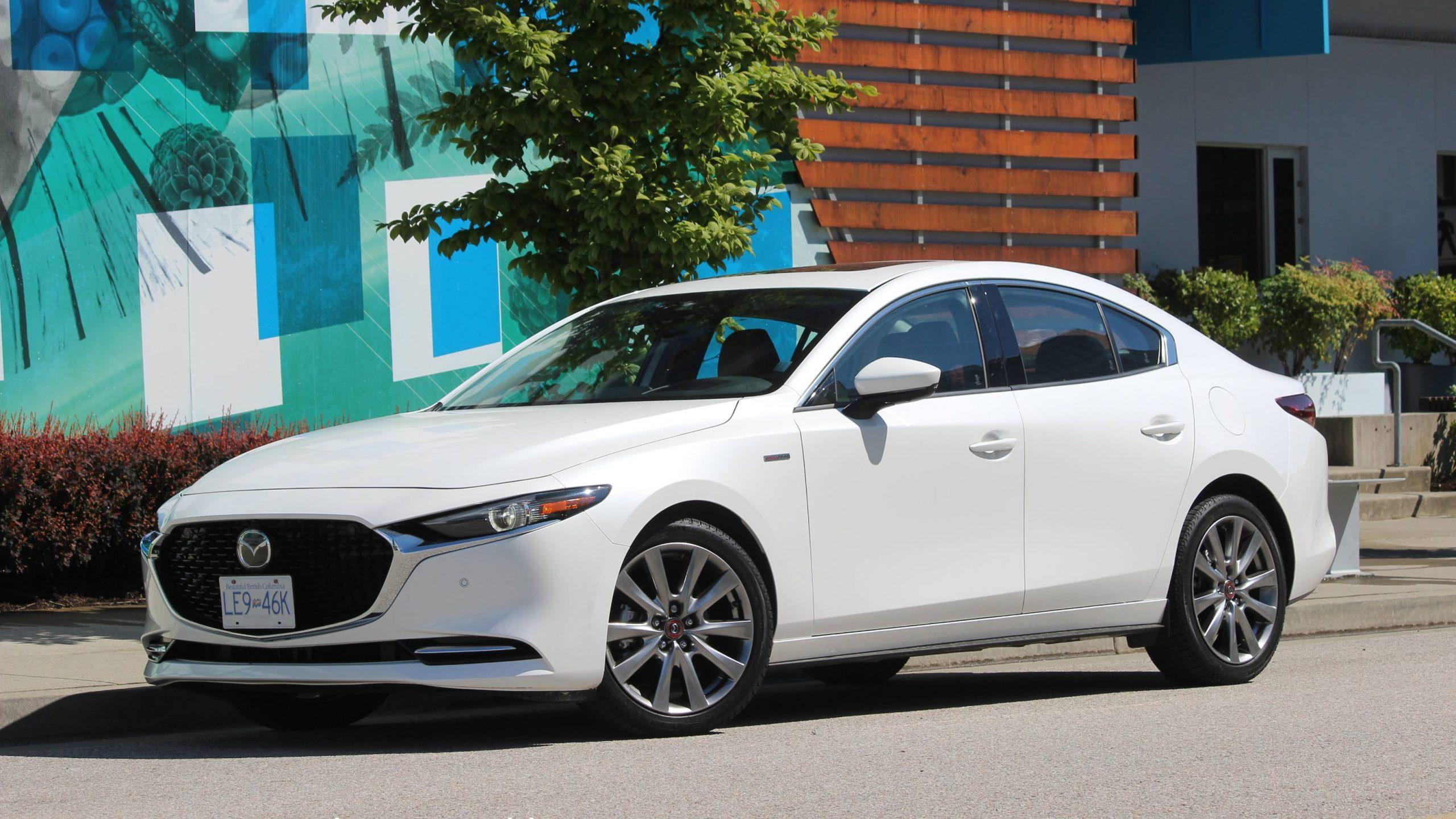 Review 2021 Mazda3 100th Anniversary Edition