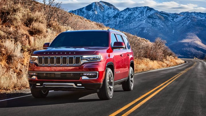 Review 2022 Jeep Wagoneer